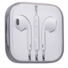 Наушники EarPods with Remote and Mic MD827FE/A