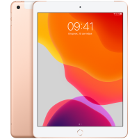 Apple iPad (2019) 32gb Wi-Fi + Cellular Gold (MW6D2RU/A)
