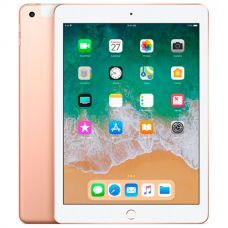 Apple iPad (2018) 32gb Wi-Fi + Cellular Gold (MRM02RU/A)