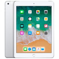 Apple iPad (2018) 32gb Wi-Fi + Cellular Silver (MR6P2RU/A)
