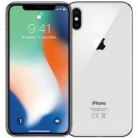 Apple iPhone X 64gb Silver (Серебристый) A1901