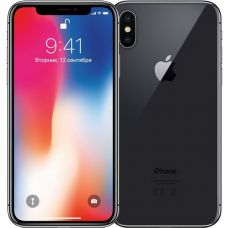 Apple iPhone X 64gb Space Grey (Серый космос) A1901