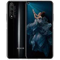 Honor 20 6/128gb Midnight Black (Черный)
