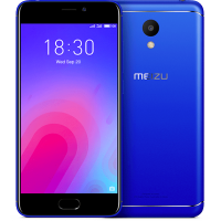 Meizu M6 16gb Blue (Синий)