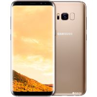 Samsung Galaxy S8 Plus 64gb Maple Gold (Желтый Топаз)