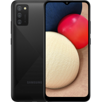 Samsung Galaxy A02s 3/32gb Black (Черный)