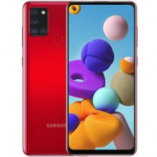 Samsung Galaxy A21s 3/32gb Red (Красный) EAC
