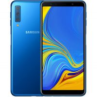 Samsung Galaxy A7 (2018) 4/64gb Blue (Синий)