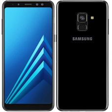 Samsung Galaxy A8 (2018) 32gb Black (Черный)