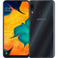 Samsung Galaxy A30 32gb Black (Черный)