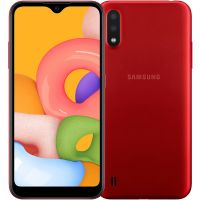 Samsung Galaxy M01 Red (Красный) EAC