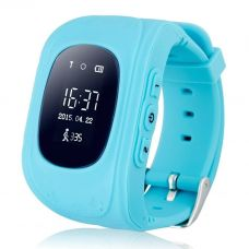 Smart Baby Watch Q50 Blue (Голубые)