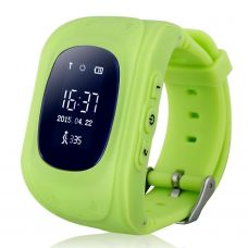Smart Baby Watch Q50 Green (Зеленые)