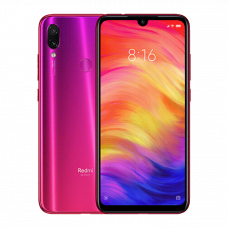 Xiaomi Redmi Note 7 4/128gb Red (Красный) Global Version EU