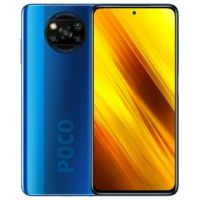 Xiaomi Poco X3 NFC 6/128gb Cobalt Blue (Синий кобальт) Global Version