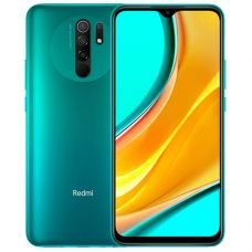 Xiaomi Redmi 9 4/64gb Green (Зеленый) Global Version NFC
