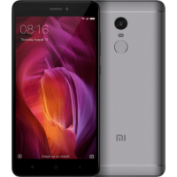 Xiaomi Redmi Note 4 4/64gb Grey (Темно-серый) Snapdragon EU