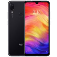 Xiaomi Redmi Note 7 4/64gb Black (Черный) Global Version EU
