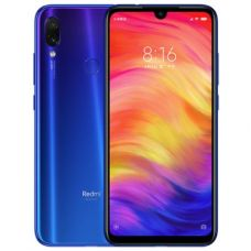 Xiaomi Redmi Note 7 4/64gb Blue (Синий) Global Version EU