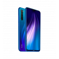 Xiaomi Redmi Note 8 4/64gb Blue (Синий) Global Version