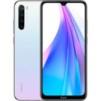 Xiaomi Redmi Note 8T 4/128gb White (Белый) Global Version EU