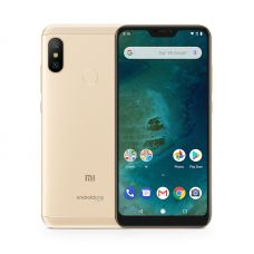 Xiaomi Mi A2 Lite 4/64gb Gold (Золотистый) Global Version EU