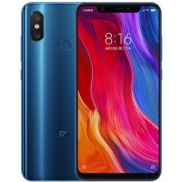 Xiaomi Mi8 6/64gb Blue (Синий) Global Version EU