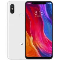 Xiaomi Mi8 6/64gb White (Белый) Global Version EU