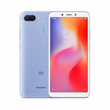 Xiaomi Redmi 6 4/64gb Blue (Голубой) Global Version EU