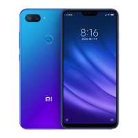 Xiaomi Mi8 Lite 4/64gb Blue (Синий) Global Version EU