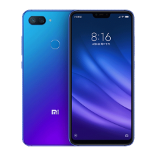Xiaomi Mi8 Lite 6/128gb Blue (Синий) Global Version EU