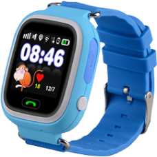 Smart Baby Watch Q80 Blue (Голубые)