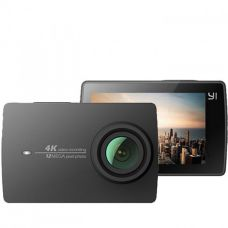 Xiaomi Yi 4k Action Camera Black (Черная)